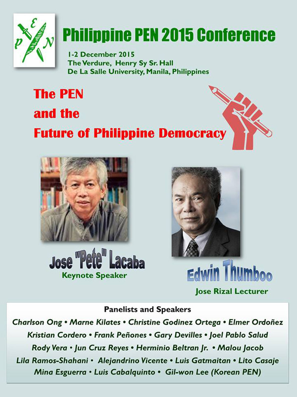 list of filipino essayists The philippines has countless writers who have been continuously giving pride to the whole nation among these filipino writers are antonio abad, martin abellana, and norberto romualdez.